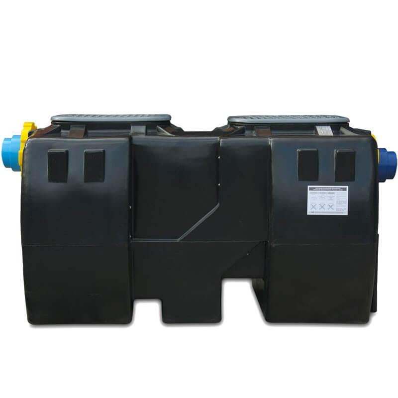 OIL 3LS I z 3x odmulacz typ zbiornika B