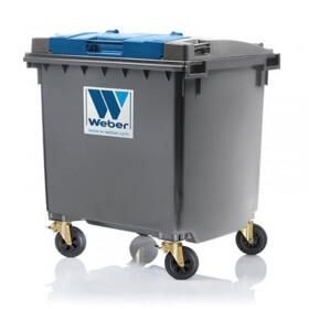 ROUND CONTAINER 1100L LIL