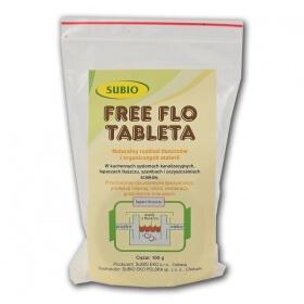 FREE FLO TABLETKA - rozkład tłuszczów
