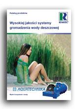 Systemy gromadzenia deszczówki i wykorzystania jej do podlewania ogrody, spłukiwania WC itp.