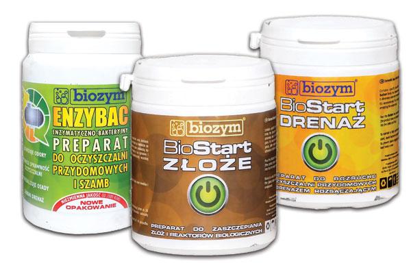 Biopreparaty do oczyszczalni drenazowych