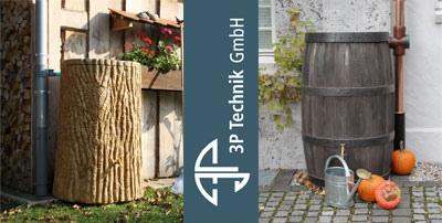 Decorative tanks for rainwater